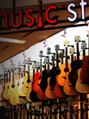 Music Store Shop CPK