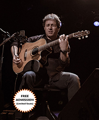Peppino D'Agostino Concert & Workshop
