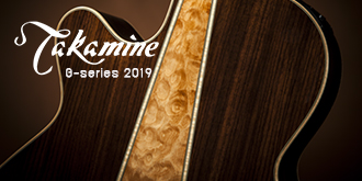 Takamine G series Walnut 2019