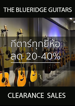 THE BLUERIDGE GUITARS CLEARANCE SALES