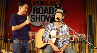 Taylor Guitars Road Show 2013