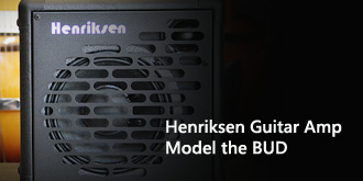 Henriksen BUD Amplifiers