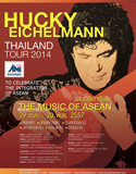 Hucky Eichelmann The Music of ASEAN Thailand Tour 2014