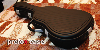 Prefox acoustic guitar case