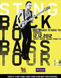 STING - BACK TO BASS Live in Bangkok
